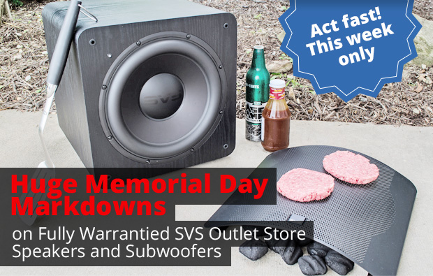 May 2017: SVS Memorial Day Outlet Store Blow-out Event