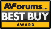 AVForums Best Buy Award